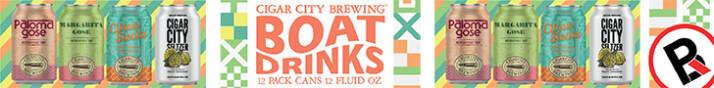 Dalla Florida arriva Boat Drinks di Cigar City (brewrise.com