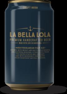 BARCELONA BEER COMPANY LA BELLA LOLA - Birra confezione