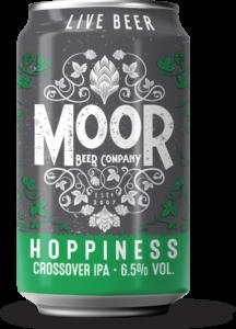 MOOR BEER HOPPINESS - Birra confezione