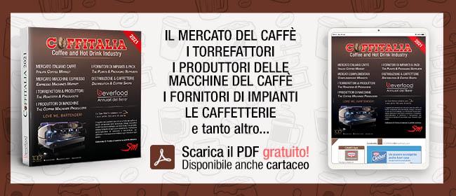 Coffitalia 2021 - Annuario del caffè e delle bevande calde - Download gratuito