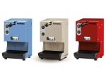 Kimbo Metal, la nuova macchina a cialde per un caffè buono come quello del bar anche a casa