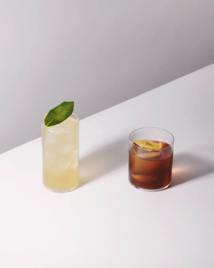 Stanlio e Ollio - cocktail