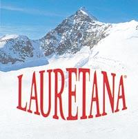 LAURETANA è l'Acqua ufficiale degli INTERNAZIONALI BNL DI ITALIA