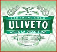 ACQUA E TERME DI ULIVETO S.p.A. Logo/Marchio
