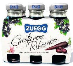Zuegg Multipack Carota Nera Ribes Nero Esclusiva Referenza Benessere Naturale