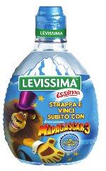 """Parte il concorso  """"Levissima Issima – Madagascar 3"""". Protagonisti della promozione sono gli spiritosi animali del famoso zoo"""