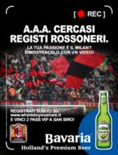 Bavaria Cercasi Registi Rossoneri Birra Pass Milan Napoli Juventus