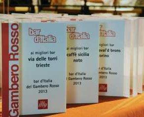 Guida Bar d'Italia del Gambero Rosso 2013: qualità e sobrietà, la ricetta vincente