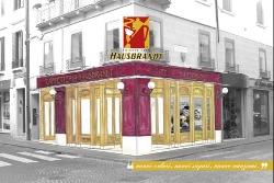 INAUGURATA UNA SECONDA  CAFFETTERIA HAUSBRANDT A TREVISO