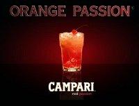 Campari Cocktail Orange Passion Comunicazione