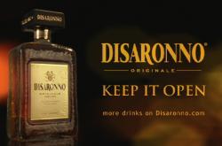 """PARTE LA NUOVA CAMPAGNA ADV DISARONNO """"KEEP IT OPEN"""""""