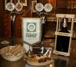 Birra FORST parteciperà con le sue specialità birrarie alle prossime fiere di settore durante le quali presenterà gli esclusivi grissini alla birra.