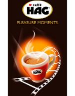 CAFFÈ HAG SPONSOR UFFICIALE DEL FESTIVAL INTERNAZIONALE DEL FILM DI ROMA