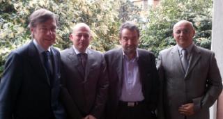 Luigi Zecchini Presidente Istituto Nazionale Espresso Italiano Caffè Deve Puntare Divulgazione Estero