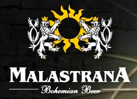 logo MALASTRANA BOHEMIAN BEER