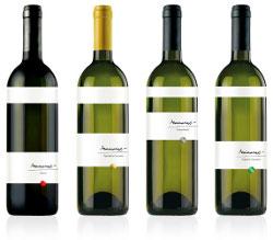 Design Manaresi Serie Riconoscimenti Internazionale Etichette