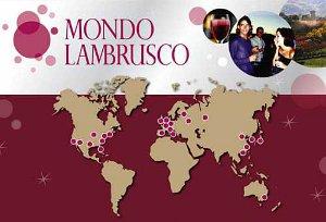 Mondo Lambrusco: appuntamenti gastronomici con il vino frizzante italiano più esportato nel mondo
