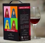 Progetto Vini Sicilia Brik Raffigurazioni Storiche Siciliane Chiave