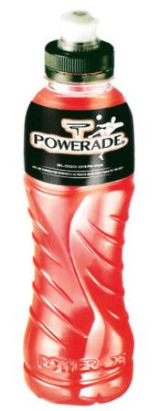 Powerade Coca Cola Bottiglia