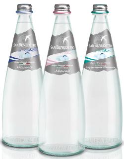 A Masterchef Italia si beve Acqua Minerale San Benedetto