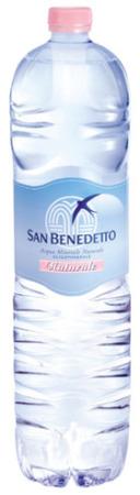 Acqua Minerale San Benedetto Bottiglia Funzionale Litri
