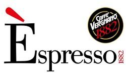 logo caffe vergnano Espresso 1882