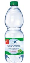 bottiglia 0.5 l san benedetto eco green