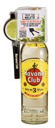 HAVANA CLUB AÑEJO 3 AÑOS Havana Club Mojito save the Mojito