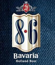 Logo birra Bavaria 8.6