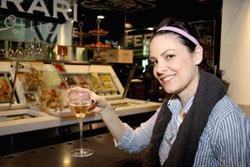 FERRARI SPAZIO BOLLICINE winebar